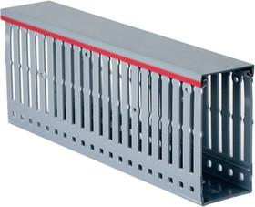 Кабель-канал перфорированный 60х60 L2000 RL12 G ДКС 00108RL