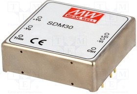 SDM30-12S15, DC/DC преобразователь
