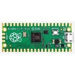 Фото 2/4 Raspberry Pi Pico, Программируемый контроллер на базе RP2040 (32-Бит, ARM Cortex-M0+)