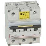 Выключатель автоматический модульный 3п C 80А 10кА/16кА DX3 ...