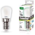 Лампа светодиодная LED2-T26/830/E14 2Вт 220В Camelion 13153