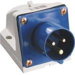 Вилка электрическая наружн. уст. 16А 2P+PE 220В IP44 ССИ-513 IEK PSR51-016-3