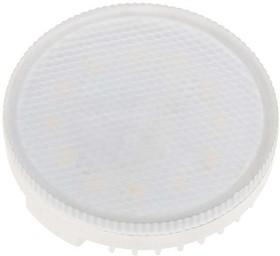 Лампа светодиодная диммируемая LED 8Вт GX53 540Лм холодный белый