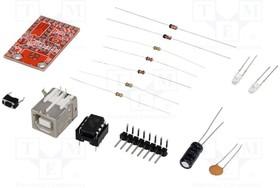 OLIMEXINO-85-KIT, Ср-во разработки: Microchip AVR; Семейство: ATTINY