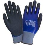 Перчатки, р-р 9, нейлон/двойное покрытие нитрил/Microfoam 6002 - 9
