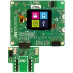 STM32F723E-DISCO, Отладочная плата на базе MCU STM32F723IEK6 ...