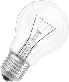 Лампа накаливания CLASSIC A CL 75Вт E27 220-240В LEDVANCE OSRAM 4008321585387