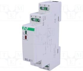 BIS-411-24V, Реле установочное бистабильное