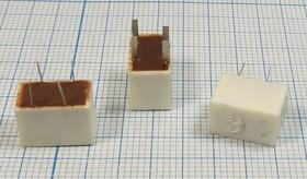 Пьезокерамический полосовой фильтр 465кГц с полосой пропускания 9.5кГц, пкер ф 465 \пол\ 9,5/6\11,5x7x8\ 4P\ФП1П1-60-02\\ бм