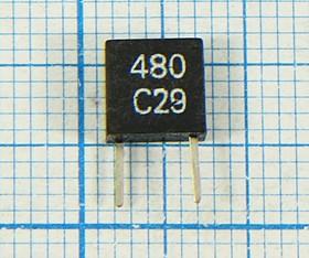 Пьезокерамический фильтр дискриминатор 480кГц пкер ф 480 \дис\\CDBM\2P\CDB480C29 (CDB 480C29)