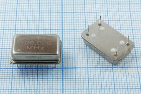 Кварцевый генератор 100МГц 3.3В TTL/HCMOS в корпусе FULL=DIL14 гк 100000 \\FULL\T/CM\3,3В\FXO-F\FT