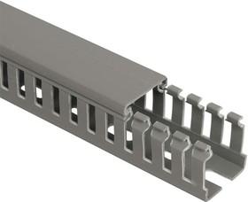 Кабель-канал перфорированный 25х25 L2000 ИМПАКТ серия М ИЭК CKM50-025-025-1-K03, 1м
