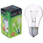 Лампа накаливания Б 230-60 60Вт E27 230В инд. ал ...