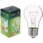Лампа накаливания Б 230-95 95Вт E27 230В инд. ал ...