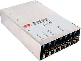 MP1K0 (7 слотов, до 1000Вт), Шасси модульного источника питания