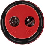 36-5000, Индикатор значения напряжения красный VD22 70-500 В