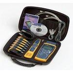 Фото 2/2 CIQ-KIT, Тестер для квалификации и устранения неисправностей в медных кабелях (расширенный комплект)