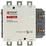 Контактор КТЭ 265А 230В NO EKF ctr-b-265