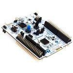 Фото 3/4 NUCLEO-G474RE, Отладочная плата на базе MCU STM32G474RET6U (ARM Cortex-M4F), ST-LINK/V3E, Arduino-интерфейс