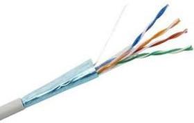Кабель FTP 4х2х24AWG кат.5 омедн. 305м (м) Net.on 01-1001 (за 1 м)