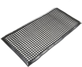 ES010101, STANDARD ENTRANCE MAT,BLACK 1.2X0.6M