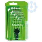Набор шестигранных штифтовых ключей (8 предметов) HAUPA 100585