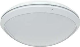Фото 1/2 Светильник люминесцентный CD 2x18 HF КЛЛ 2G11 IP65 круглый ЭПРА