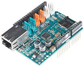 A000024, ARDUINO ETHERNET SHIELD 2 WITHOUT POE