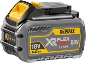 Аккумулятор DEWALT DCB546-XJ 54/18В 2/6Ач Li-Ion FlexVolt