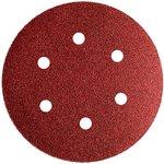 3062809910 DEFLEX 150mm GRIP Н 100 6 отв Шлифовальные диски 100 шт/уп