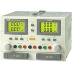 QJ3005X III, Источник питания, 0-30V-5Ax2;5V3A 2xLCD