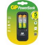 Зарядное устройство GP PB560 и 2 аккумулятора GP АА (LR6) ...