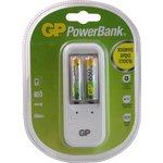 Зарядное устройство GP PB410 и 2 аккумулятора GP АAА (LR03) ...