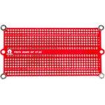 PCB, Печатная макетная плата 108,5x57,7, двухсторонняя с металлизацией, с крепежными отверстиями