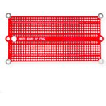 Фото 2/3 PCB, Печатная макетная плата 108,5x57,7, двухсторонняя с металлизацией, с крепежными отверстиями