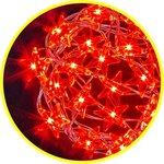 Гирлянда 14 051 NGF-DM003-20R-2AA-красные звездочки ...