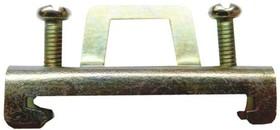 Зажим на DIN-рейку 2 винта HDW-201 EKF PROxima