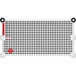 Фото 3/3 PCB1, Печатная макетная плата 101,6x50,8, двухсторонняя с металлизацией, с крепежными отверстиями