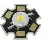 LL-HP60NW6EB, LED мощный; STAR; белый теплый; 120°; P: 1Вт; 80?90лм