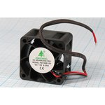 Вентилятор постоянного тока 12 Вольт, подшипник скольжения, 10000 об/мин ...