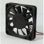 Вентилятор постоянного тока 24 Вольта, шариковый подшипник, 4000 об/мин ...