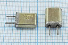 кварцевый резонатор 27МГц в корпусе МА по первой гармонике, 27000 \HC25U\\\\МА\1Г (27000 К92)