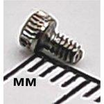 DIN 912, Винт с шестигранной головкой М1,6х3 мм. Упаковка 10 шт.