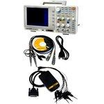 MSO5022S, осциллограф цифровой 2кан 25МГц 100Мв/с