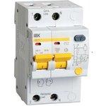 Выключатель автоматический дифференциального тока 2п C 6А ...