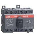 Рубильник реверсивный OT16 F3C 16А (16А AC23) ABB 1SCA104816R1001