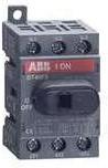 Рубильник 3п OT25 F3 25А (20А AC23) ABB 1SCA104857R1001