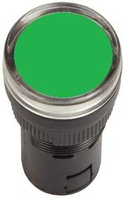 Фото 1/2 Арматура светосигнальная AD-16DS 24В AC/DC зел. ИЭК BLS10-ADDS-024-K06-16