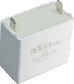 MP004158, AC Пленочный Конденсатор, Metallized PP, Осевой, 0.22 мкФ, ± 10%, Snubber, Сквозное Отверстие
