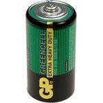 GP 14G-BC2 (R14), GP 14G, батарейка (R14) ,1шт.1.5В, без блистера